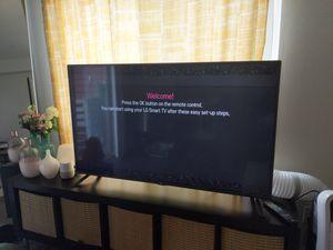 "LG 55"" Full HD 1080p Smart LED TV for Sale in Seattle, WA"
