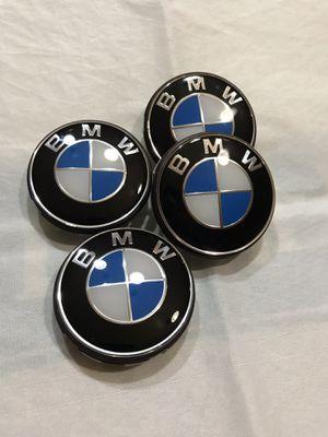 BMW rim center caps. for Sale in Joliet, IL