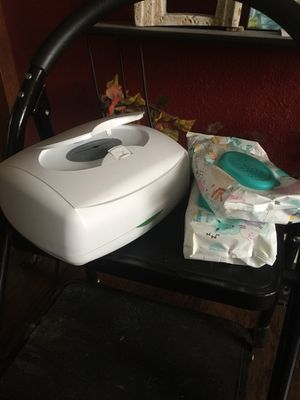 Baby Wipe Warmer - Prince Lionheart model # 0231 for Sale in Belton, TX