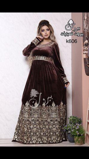 Long velvet dress for Sale in Acampo, CA