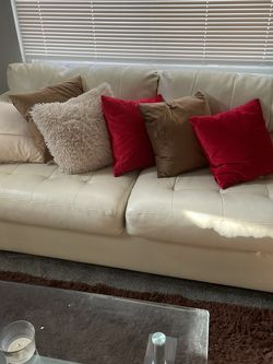 Couch Love Seat And Coffee Table for Sale in St. Louis,  MO