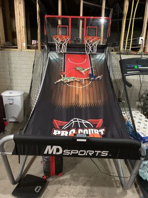 MD sports indoor basketball hoop for Sale in New Albany, OH