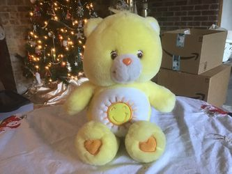 Vintage Funshine Care Bear Plush Toy for Sale in Mountlake Terrace,  WA