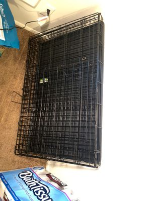 Large dog crate for Sale in Beaverton, OR