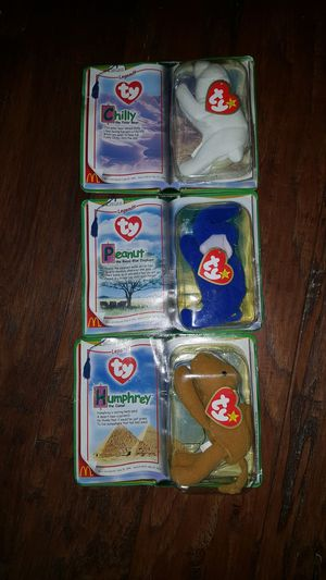 McDonald's Ty Beanie Babies Legends collection for Sale in Santa Ana, CA