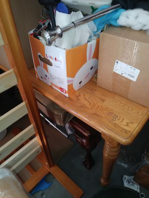 Kitchen table have 4 matching chairs that go with it as well. for Sale in Grass Valley, CA