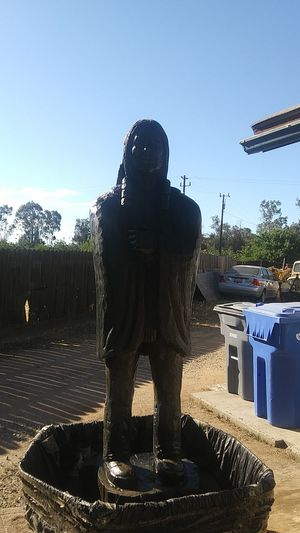 Life size Cigar Indian. Very old and rare for Sale in Clovis, CA