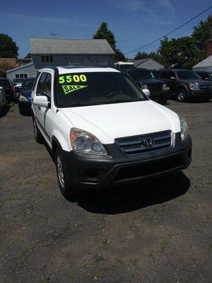 2005 Honda CRV. for Sale in Stratford, CT