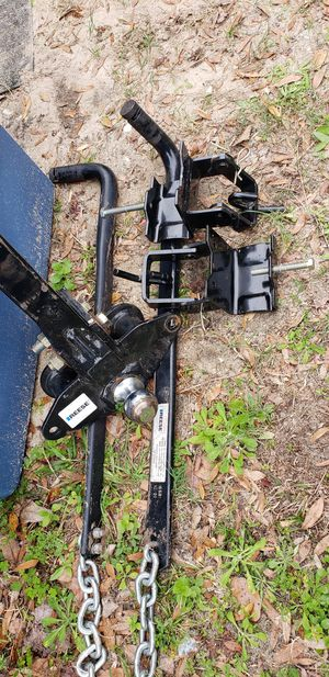 Reese trailer hitch for camper for Sale in Belleview, FL