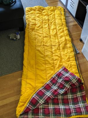 Lightly used Sleeping Bag for Sale in Indianapolis, IN