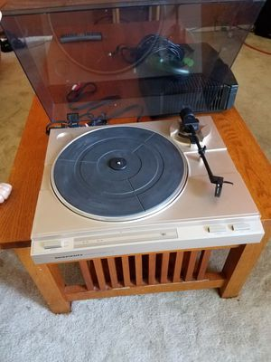 Vintage Marantz TT162 Automatic Turntable for Sale in Westland, MI