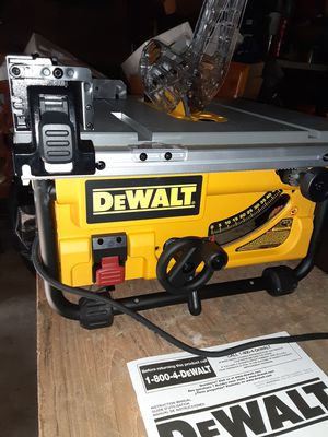 Table saw.. for Sale in Houston, TX