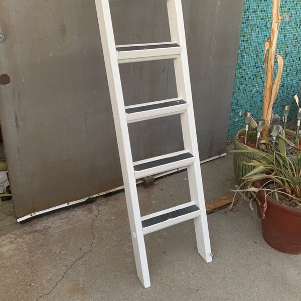 8 Foot Loft Ladder, Home Built, Treehouse, Bunk Beds