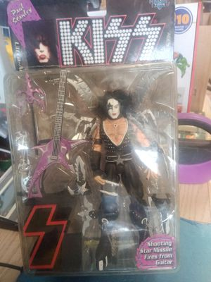 Kiss Paul Stanley ultra action figure for Sale in Philadelphia, PA