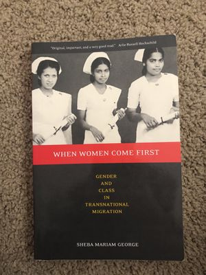 When Women Come First: Gender and Class Im Transnational Migration for Sale in College Place, WA