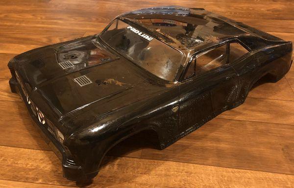 Rc 1/10 Chevy Rc car body