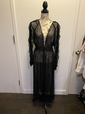 Ronny Kobo Lace Robe for Sale in New York, NY