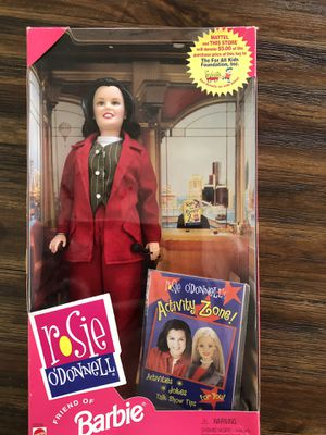 Rosie O'Donnell Barbie doll for Sale in Camas, WA