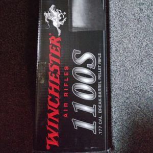 NEW 1100 FPS. WINCHESTER 1.77 CAL for Sale in Fort Worth, TX
