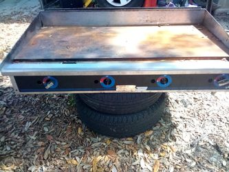 "48"" Commercial Griddle Cooker for Sale in Apopka,  FL"