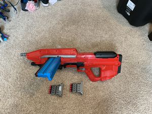 Boomco Nerf Halo UNSC MA5 Blaster for Sale in Spring Hill, TN