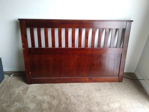 Full size frame for a trundle bed. for Sale in Springfield, MO