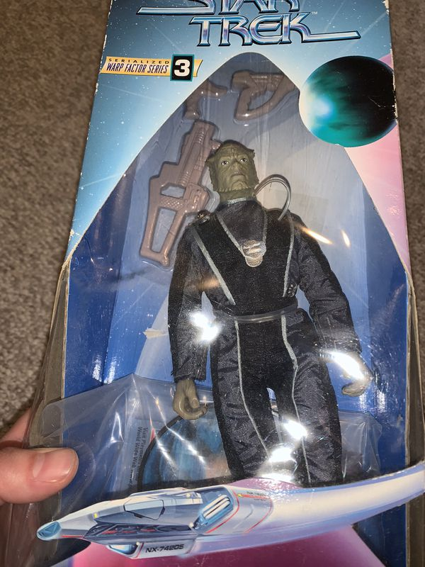 Star Trek figure