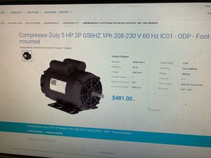 Single phase motor for Sale in Saugus, MA