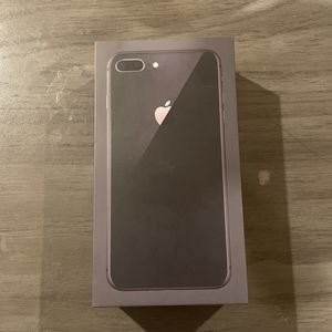 iPhone 8 Plus 64gb (BOX ONLY) for Sale in Gaithersburg, MD