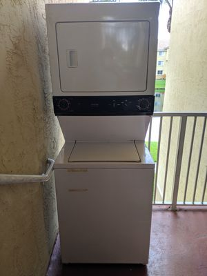 Free W/D, works but not 100% for Sale in Fort Lauderdale, FL