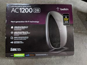 AC1200 DB Gigabit router for Sale in Seattle, WA