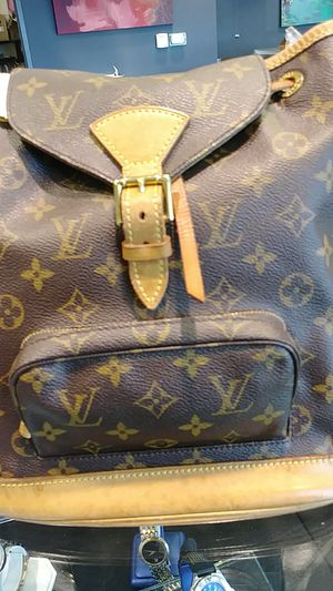 """Louis vuitton backpack""""ask for wilma"""" for Sale in Brentwood, NC"""