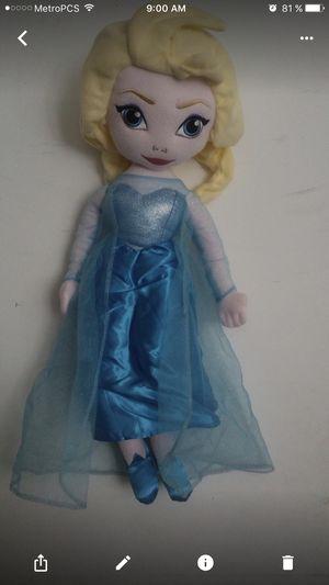 Almohada de Elsa que canta for Sale in Fort Lauderdale, FL