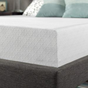 New King 12 Inch Gel-Infused Memory Foam Mattress for Sale in Columbus, OH