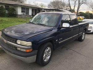 Silverado FOR PARTS ONLY for Sale in San Antonio, TX