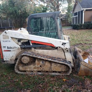 2014 Bobcat T550 With Attachment for Sale in Houston, TX