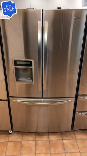 NO CREDIT!! Kenmore LOWEST PRICES! Refrigerator Fridge 36in Wide #1557 for Sale in Jessup, MD