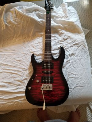 Left Handed Ibanez G10 Electric Guitar Beautiful for Sale in Fort Belvoir, VA