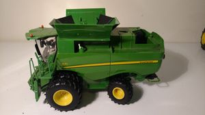 John Deere toy harvesting tractor rolling mobile for Sale in Columbus, OH