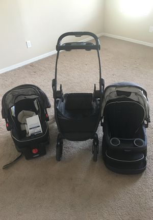 Baby stroller and car seat for Sale in Kissimmee, FL