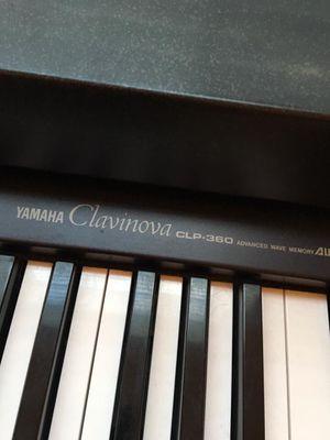 Clavinova Electric Piano for Sale in Durham, NC
