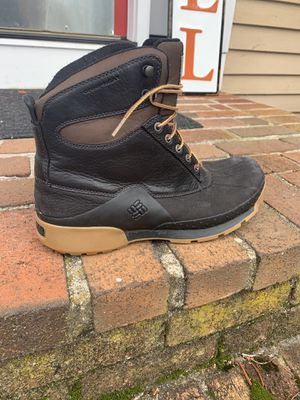 Columbia Size 12 Waterproof Boots for Sale in Braintree, MA