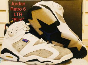 "Jordan 6 Retro LTR ""Flint"" for Sale in Land O Lakes, FL"