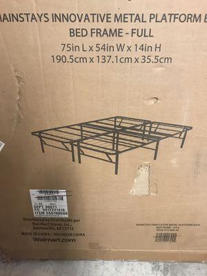 Full bed frame for Sale in Apopka, FL