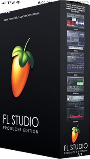 Fl Studio 12 full edition (producers) for Sale in Tampa, FL
