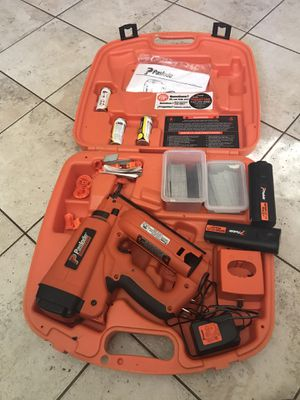 Paslode nailer gun 16 ga $150 OBO for Sale in City of Industry, CA