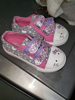 6c hello kitty shoes for Sale in Lake Elsinore, CA