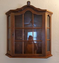 Beautiful Antique Curio Cabinet for Sale in Winter Park,  FL