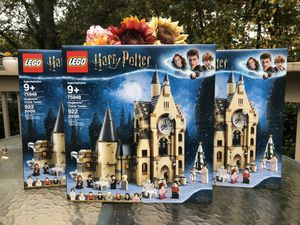 LEGO Harry Potter Hogwarts Clock Tower for Sale in Downingtown, PA