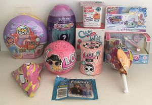 Girls Surprise Toy Bundle W/LOL Lils & Pet for Sale in Waipahu, HI